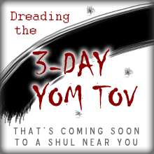 Three Day Yom Tov